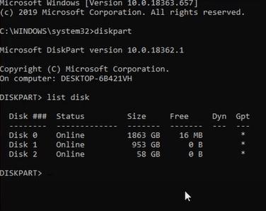 FAT32 Format USB Drive