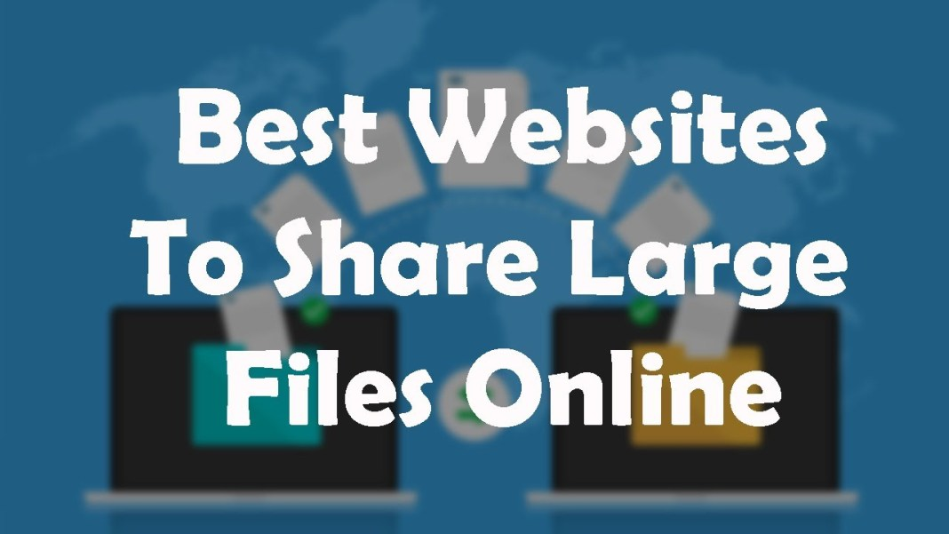 File Sharing Websites Free