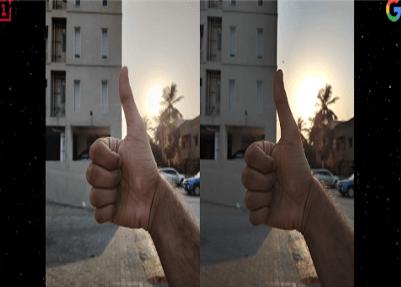 GCam OnePlus 7 Pro Vs Stock