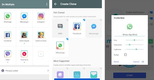 Best Clone Apps Android