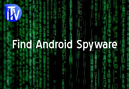 Find Android Spyware