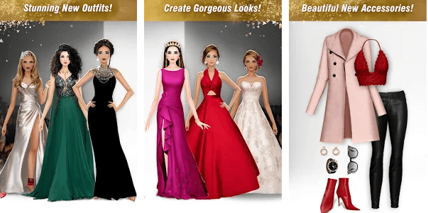 Fashion Dress Up Games Free