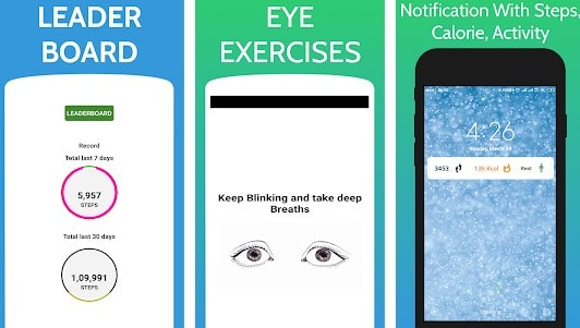 Best Pedometer Apps iPhone Android