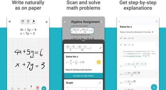 Maths App
