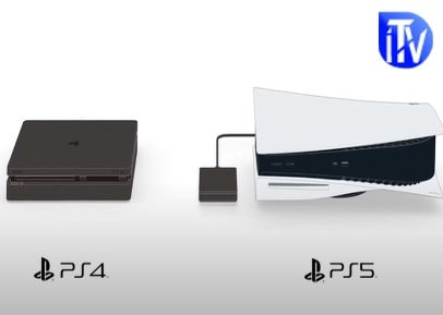 Transfer Data From PS4 to PS5