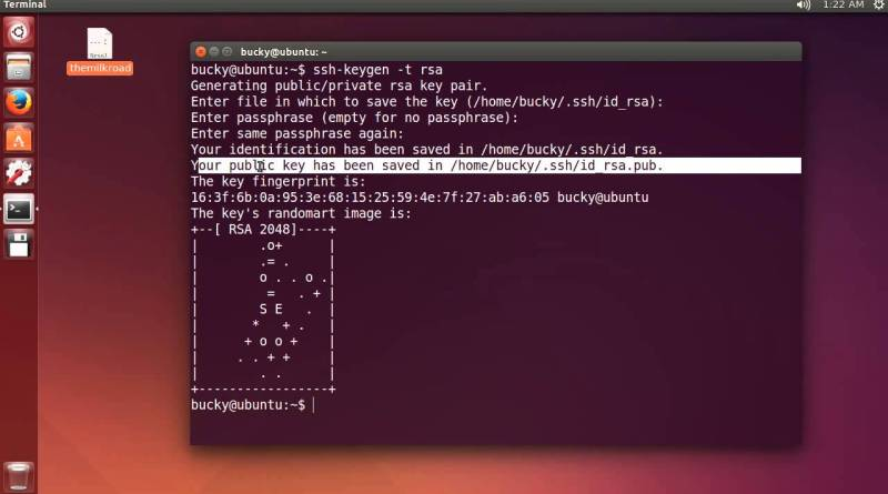How to Setup Public Key Authentication on Ubuntu