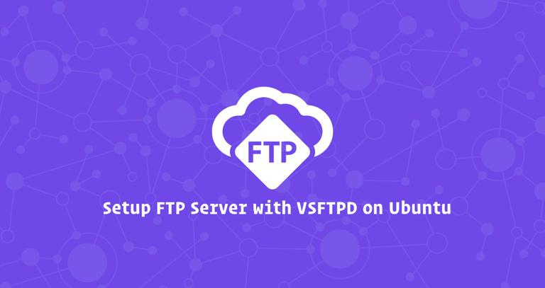 Configure Firewall ubuntu FTP server