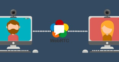 WebRTC chat with React.js