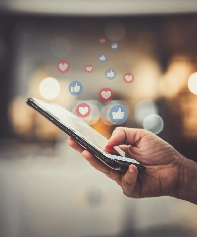 social media management icon 2