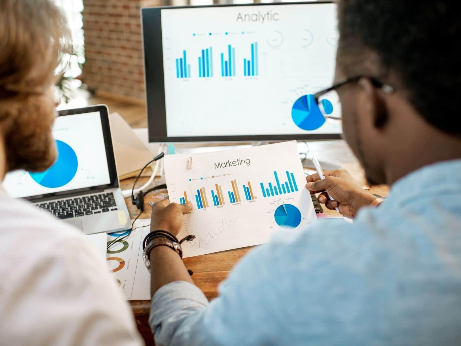 Digital Marketing Analytics Image