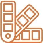 color scheme services graphic design