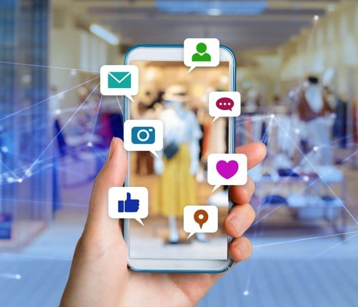 social media marketing for small business - image