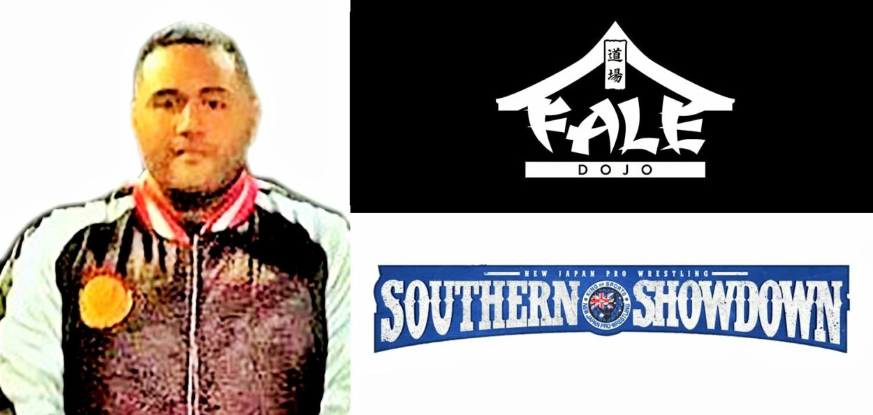 Mark Tui – Fale Dojo at NJPW Southern Showdown