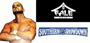 "<span id=""titleiswpReadMe_2217""></noscript>Michael Richards – Fale Dojo at NJPW Southern Showdown</span>"
