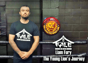 Liam Fury – The Young Lion's Journey