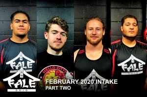 Fale Dojo 2020 February Intake – Part Two