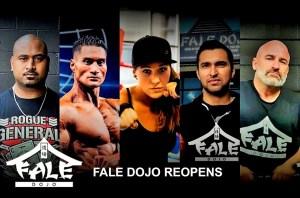 Fale Dojo Reopens