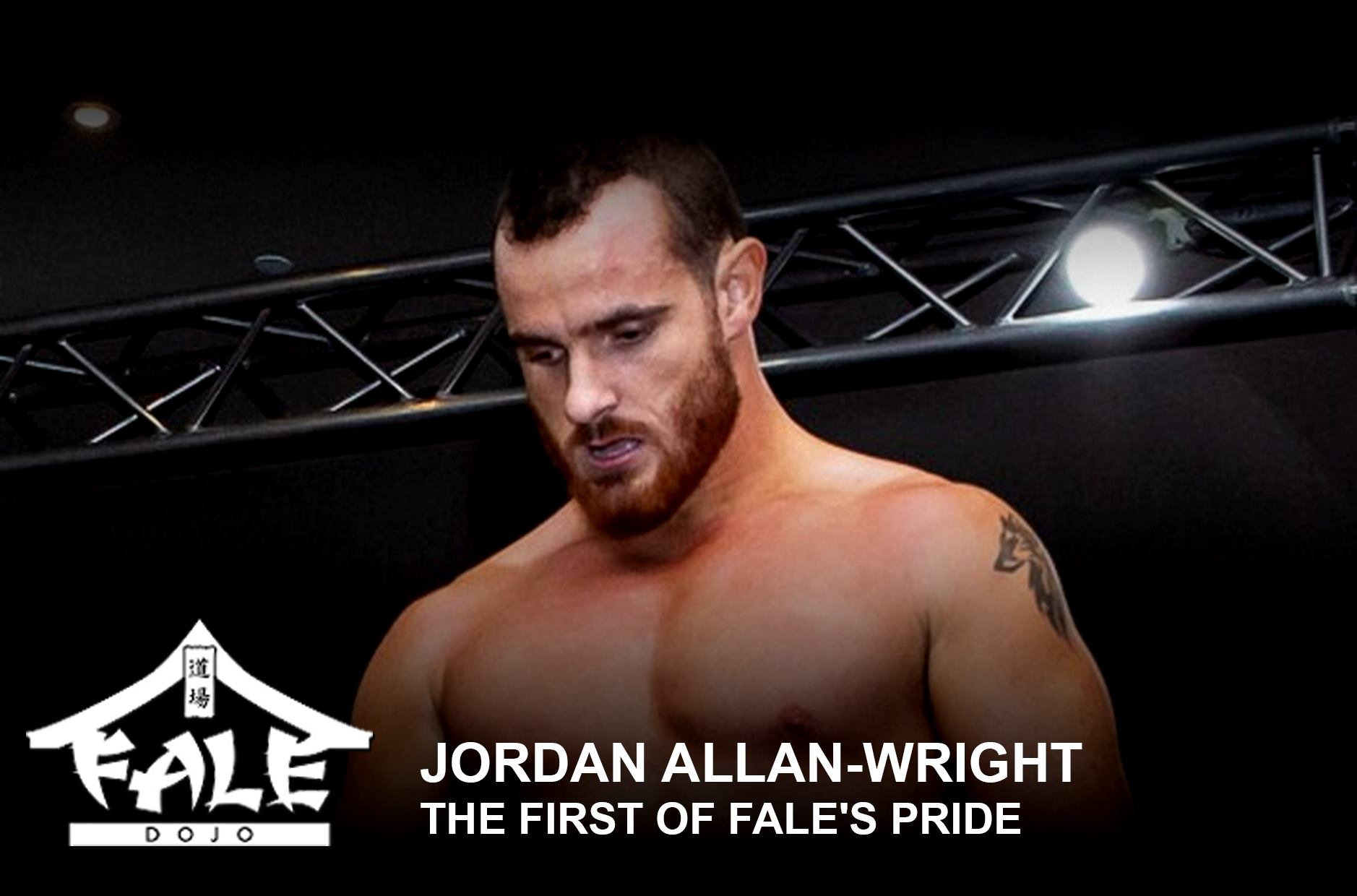 Jordan Allan-Wright – The First of Fale's Pride