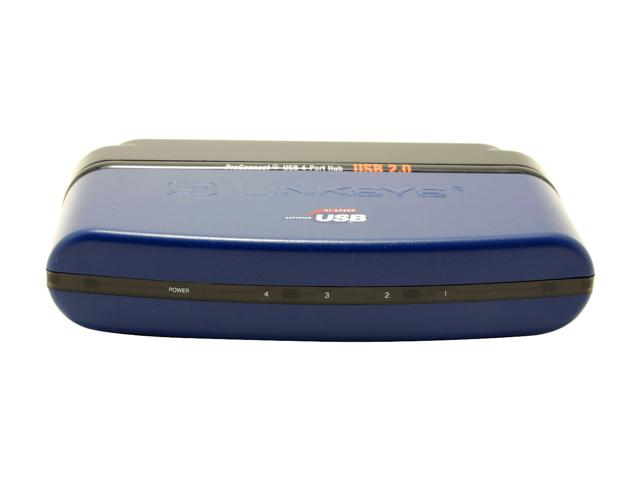 LINKSYS USB2HUB4