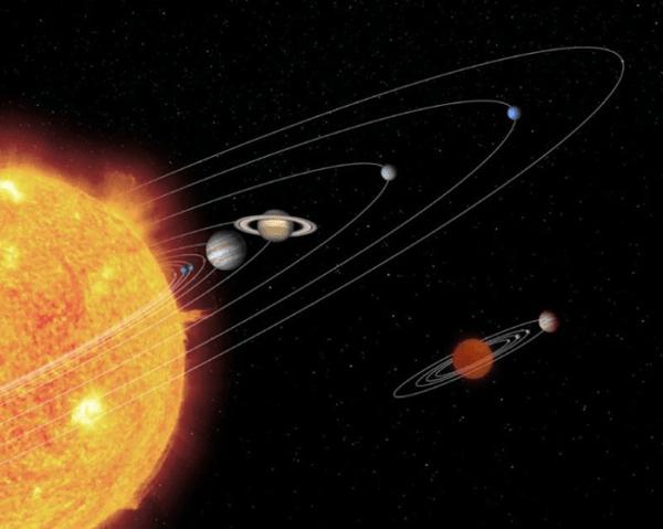Wormwood Planet X Nibiru Comet Elenin NASA Pole Shift