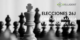 Elecciones 26J Campos de batalla y remansos de paz