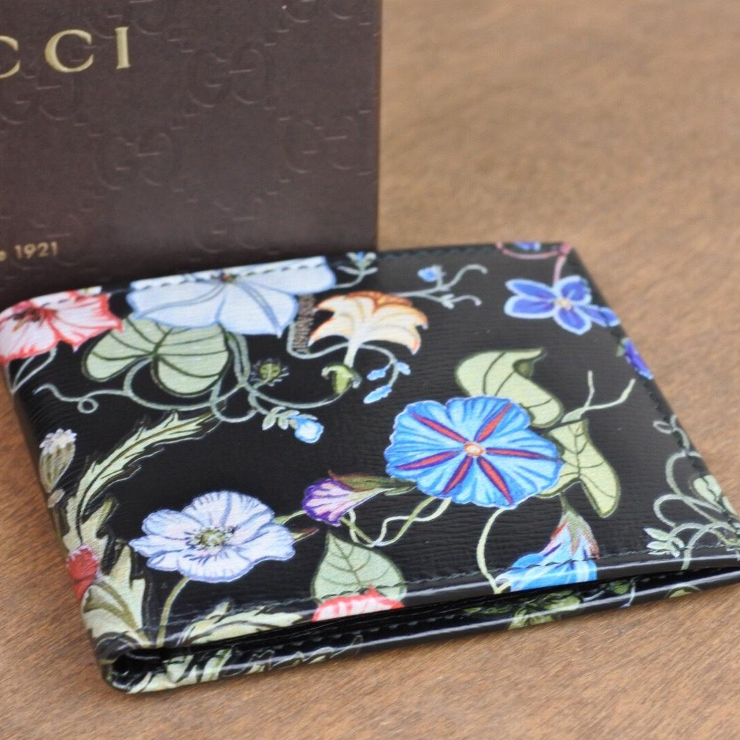 efd31bfdc42b45 Men's Gucci Flower Wallet | Gardening: Flower and Vegetables