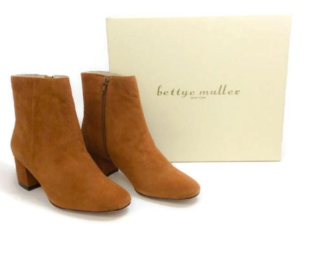 Bettye Muller Whiskey Candid Boots Booties