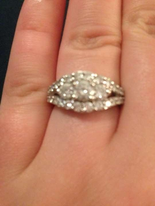 Jared Hold For Katie S14 C White Gold Past Present