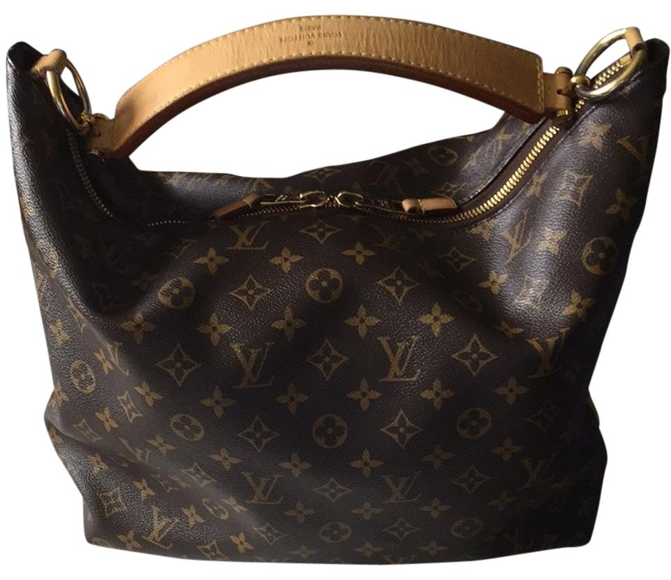 8f1e248658e9 Louis Vuitton Sully Mm Hobo Bag Tradesy