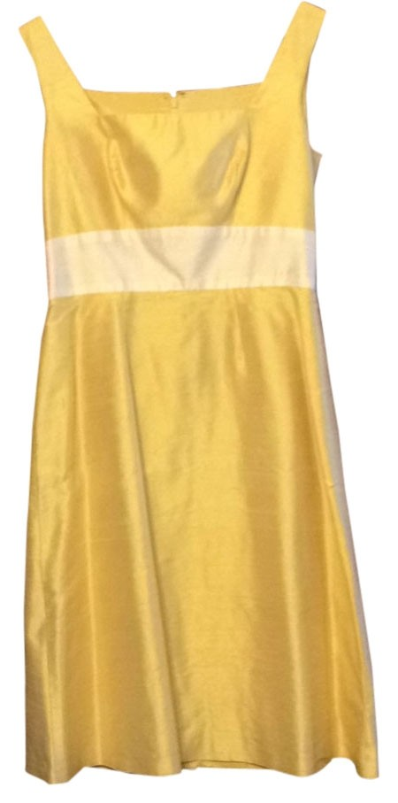 Yellow Gold Dress