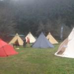 ワンポールテント比較!おすすめのとんがりテントはどれだ?
