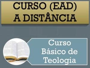 Curso Básico de Teologia a distância