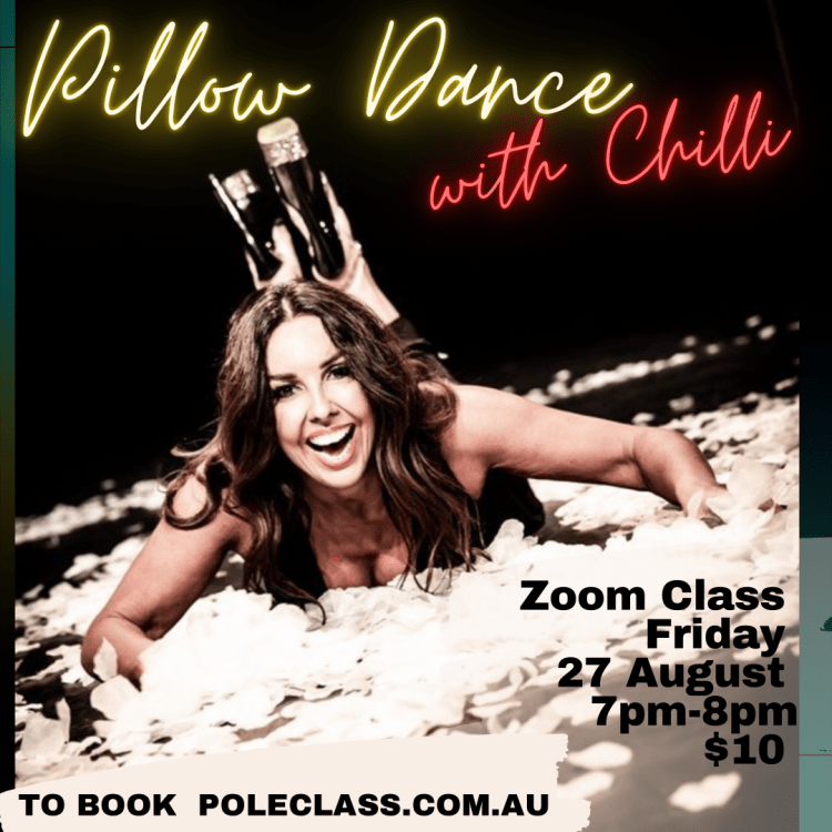 Pillow Dance with Chilli