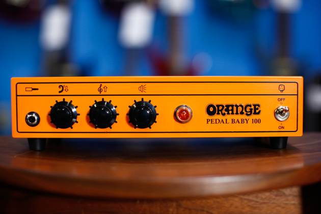 【USED】Orange Pedal Baby 100