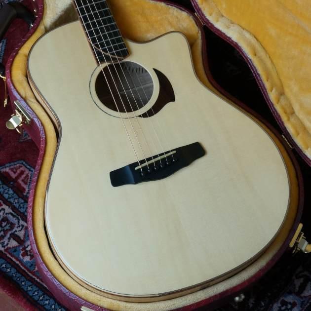 Yokoyama Guitars AR-EMA #951 Engleman Spruce & Maple