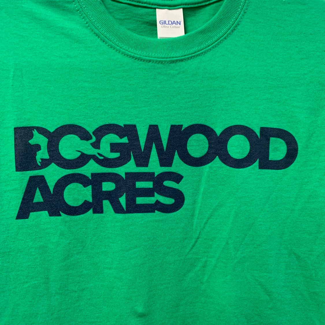 Dogwood Acres T-Shirt - Green
