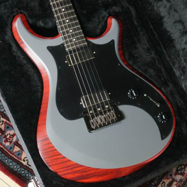 Knaggs Guitars / Chesapeake Series / Severn Trembuck / Gray & Indian Red