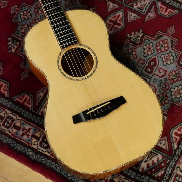 Yokoyama Guitars / ONN-WAM #882 / White Spruce & Aquatimber Mahogany