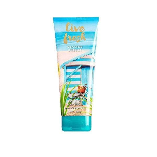Bath & Body, Live Fresh Seaside Breeze, 226g (8oz)