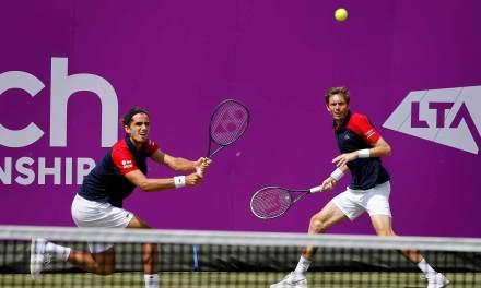 Herbert/Mahut Move Into Queen's Club Final