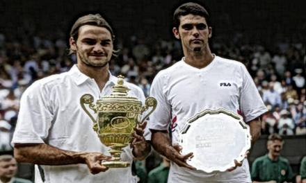 ThrowbackTimes Wimbledon:Roger Federer downs Mark Philippoussis to join immortals