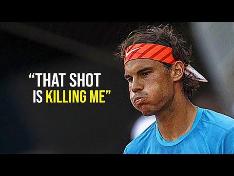 The Shot that LIMITED Rafael Nadal´s Career – The Novak Djokovic Backhand