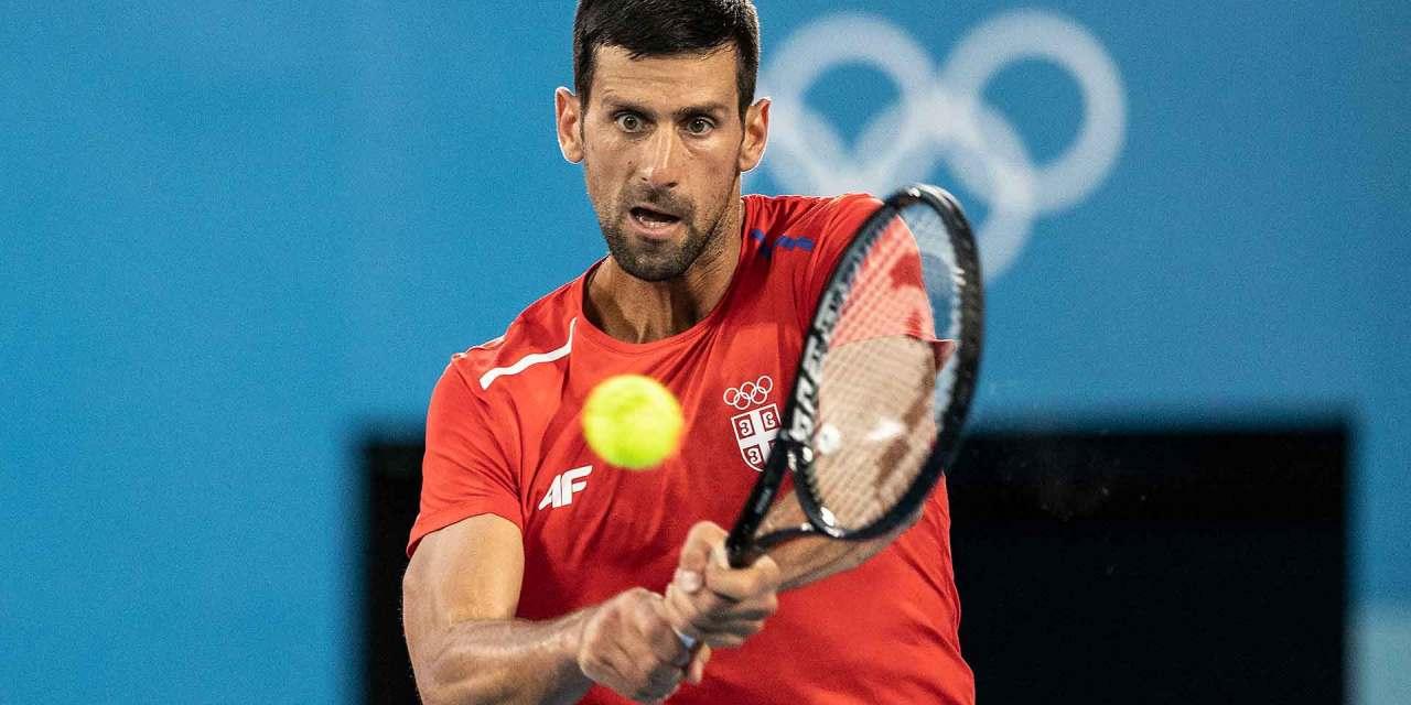 2020 Tokyo Olympics Draw: Djokovic In Zverev & Rublev's Half