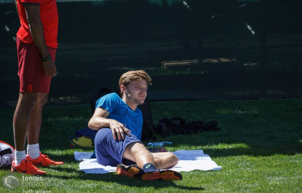 What Do the Top Tennis Players Do to Relax
