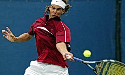 Rafael Nadal, 17: 'Carlos Moya has helped me a lot'