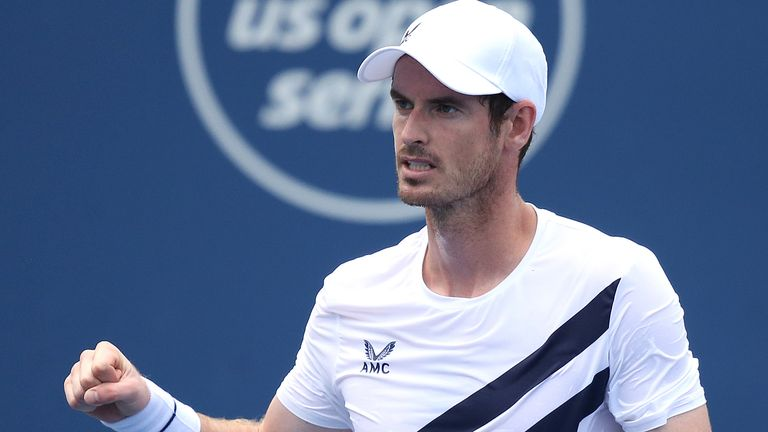 Andy Murray, Sebastian Korda Given Wild Cards in Western and Southern Open