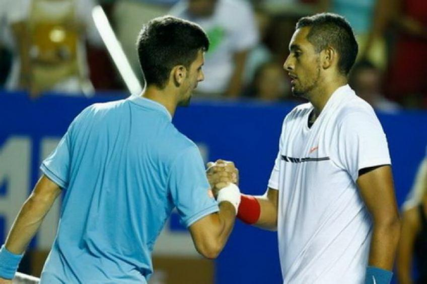 Nick Kyrgios: 'Novak Djokovic is arguably the GOAT, would love to beat him at..'
