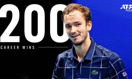 Medvedev Records 200th Match Win, Beats Gasquet At US Open