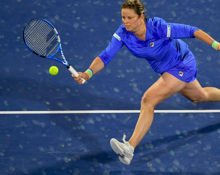 Angelique Kerber, Kim Clijsters take wild cards into Chicago