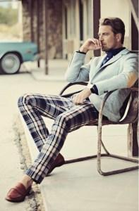 fashion retro pria keren